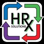 HRx Solutions Logo